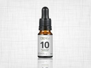 10 bzw. 30ml CBD Öl 10%