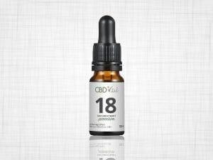 10 ml CBD Öl 18%