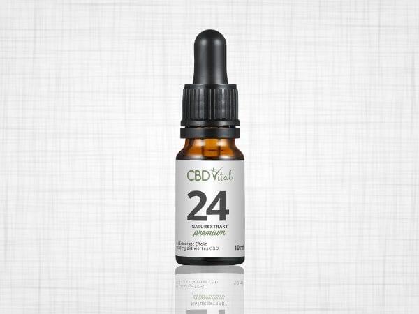 10 ml CBD Öl 24%