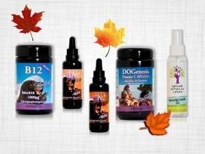 Herbstangebot Vitamin D3