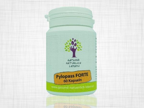 Pylopass Forte 60 Kps.