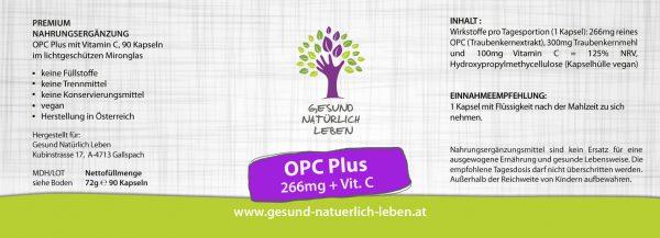 OPC Plus Kapseln 90