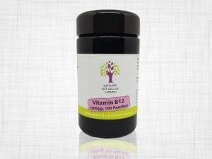 Vitamin B12 Pastillen 100Stk.