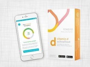 Vitamin D Test zuhause