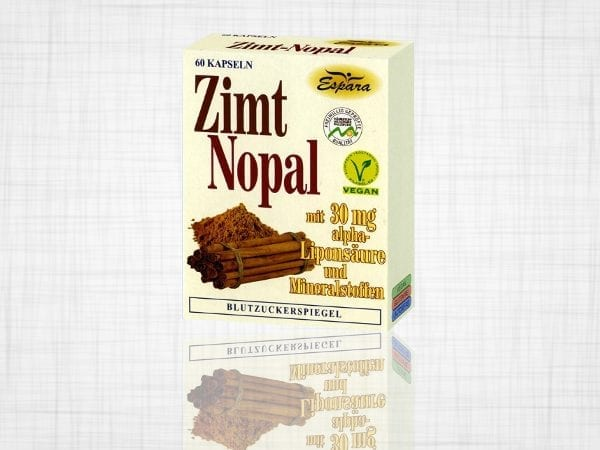 Zimt Nopal