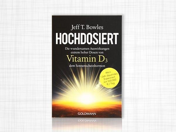 Buch Hochdosiert Vitamin D3
