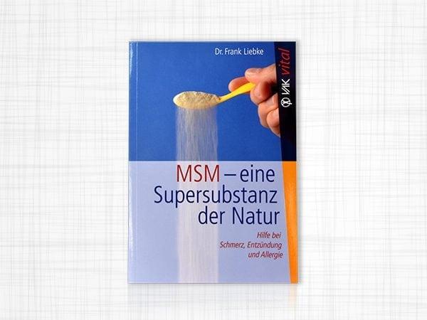 Buch MSM eine Supersubstanz der Natur